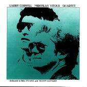 Larry Coryell / Miroslav Vitous Quartet by Larry Coryell