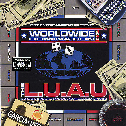 Worldwide Domination II: The Luau by Various Artists