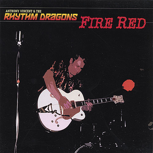 Fire Red by Anthony Vincent and the Rhythm Dragons