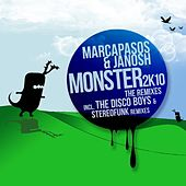 Monster 2k10 (The Mixes 2012) by Marcapasos
