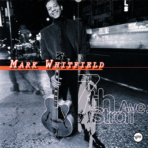 7th Ave. Stroll by Mark Whitfield