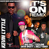 It's On (Remix) - Single by Kevin Lyttle