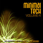 Minimal Tech Volume 4 by Various Artists