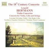 HOFMANN: Violin Concertos von Lorraine McAslan