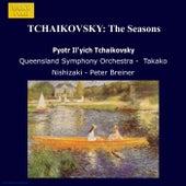 TCHAIKOVSKY: The Seasons di Takako Nishizaki