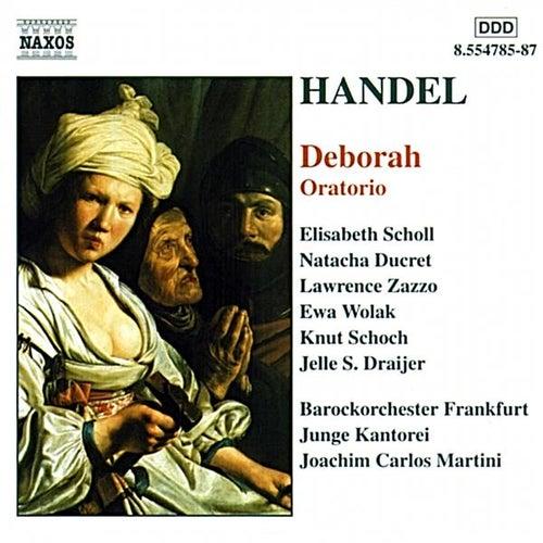 HANDEL: Deborah by The Junge Kantorei