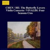 CHEN / HE: The Butterfly Lovers Violin Concerto / VIVALDI: Four Seasons Ctos di Takako Nishizaki