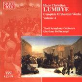 LUMBYE: Orchestral Works, Vol.  4 by Tivoli Symphony Orchestra