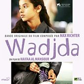 Wadjda (Original Soundtrack) von Max Richter