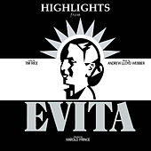 Evita (Highlights) de Various Artists