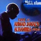 Live At Ahmad Jamal's Alhambra 1961 de Ahmad Jamal