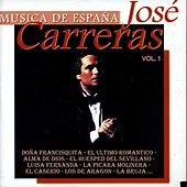 Música de España, Vol.1 by José Carreras