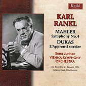 Mahler: Symphony No. 4 - Dukas: The Sorcerer's Apprentice by Various Artists