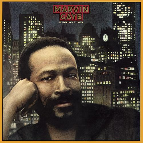Midnight Love by Marvin Gaye