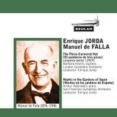 Enrique Joda Conducts Manuel de Falla de Various Artists