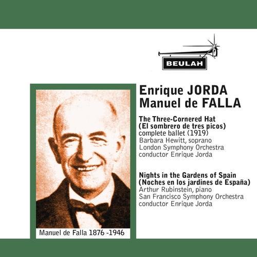 Enrique Joda Conducts Manuel de Falla by Various Artists