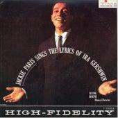Jackie Paris Sings The Lyrics Of Ira Gershwin di Jackie Paris