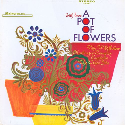 A Pot Of Flowers by Various Artists