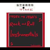 Rock And Roll Instrumentals: 50's-60's von Various Artists