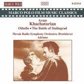 KHACHATURIAN: Othello / The Battle of Stalingrad by Slovak Radio Symphony Orchestra