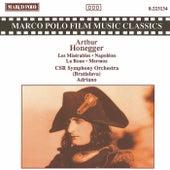 HONEGGER: Miserable (Les) / Napoleon / Mermoz by Slovak Radio Symphony Orchestra