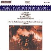 HONEGGER: Miserables (Les) by Slovak Radio Symphony Orchestra