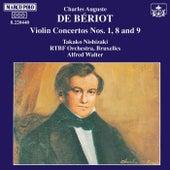 BERIOT: Violin Concertos Nos. 1, 8 and 9 di Takako Nishizaki