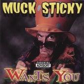Muck Sticky Wants You by Muck Sticky