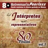 80 Aniversario Peerless Vol. 1 de Various Artists