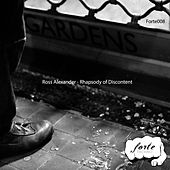 Rhapsody of Discontent - EP von Ross Alexander