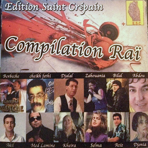 Compilation Raï by Various Artists