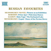 Russian Favourites by Various Artists