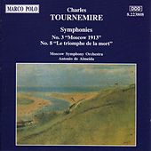 TOURNEMIRE: Symphonies Nos. 3 and 8 by Moscow Symphony Orchestra