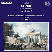 SPOHR: Symphonies Nos. 1 and 5 by Slovak Philharmonic Orchestra