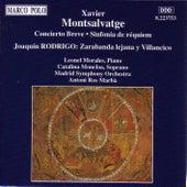 MONTSALVATGE: Concierto Breve / RODRIGO: Zarabanda by Various Artists