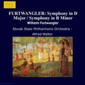 FURTWANGLER: Symphony in D Major / Symphony in B Minor by Slovak Philharmonic Orchestra