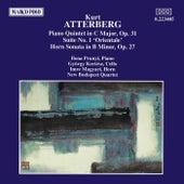 ATTERBERG: Piano Quintet / Suite No. 1 / Horn Sonata by New Budapest Quartet