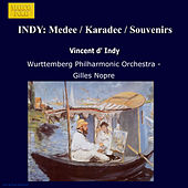 INDY: Medee / Karadec / Souvenirs by Wurttemberg Philharmonic Orchestra