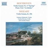 BEETHOVEN / MOZART: Violin Sonatas / Piano Trio di Various Artists