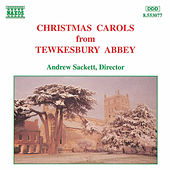 CHRISTMAS CAROLS FROM TEWKESBURY ABBEY by Tewkesbury Abbey Choir