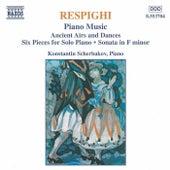 Piano Music by Ottorino Respighi