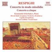 Concerto in modo misolidio / Concerto a 5 by Ottorino Respighi