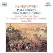 Piano Concerto / Polish Fantasy de Ignace Paderewski