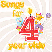 Songs for 4 Year Olds by The Kiboomers