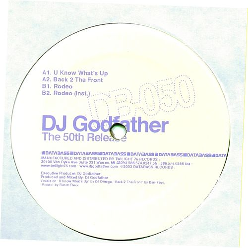 The 50th Release by DJ Godfather