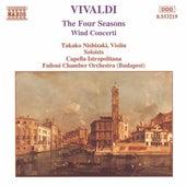 VIVALDI: The Four Seasons /  Wind Concertos di Various Artists