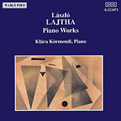 LAJTHA: Piano Works de Klara Kormendi