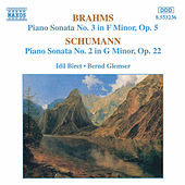 BRAHMS: Piano Sonata No. 3 / SCHUMANN: Piano Sonata No. 2 by Various Artists