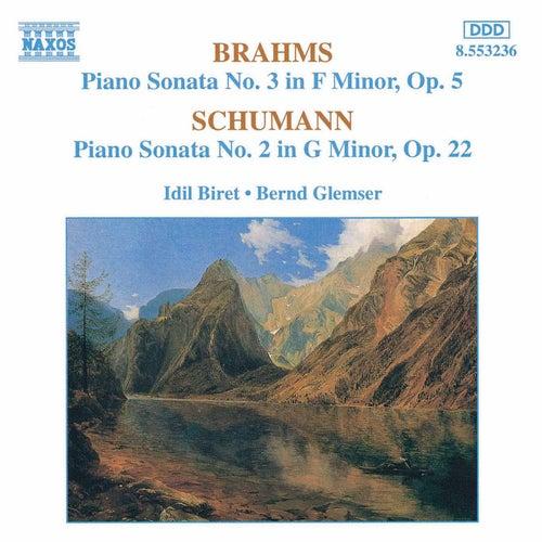 BRAHMS: Piano Sonata No. 3 / SCHUMANN: Piano Sonata No. 2 by Various Artists
