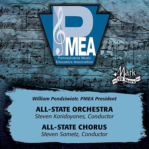 2013 Pennsylvania Music Educators Association (PMEA): All-State Orchestra & All-State Chorus by Various Artists